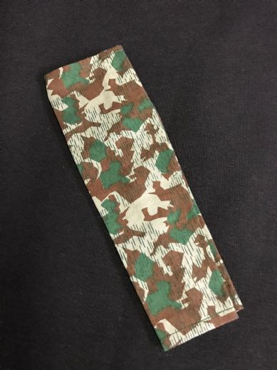 ELITE BRIGADE - TROUSER SPLINTER CAMO - No Pocket to fit Action Man/Gi Joe Adventure Team etc